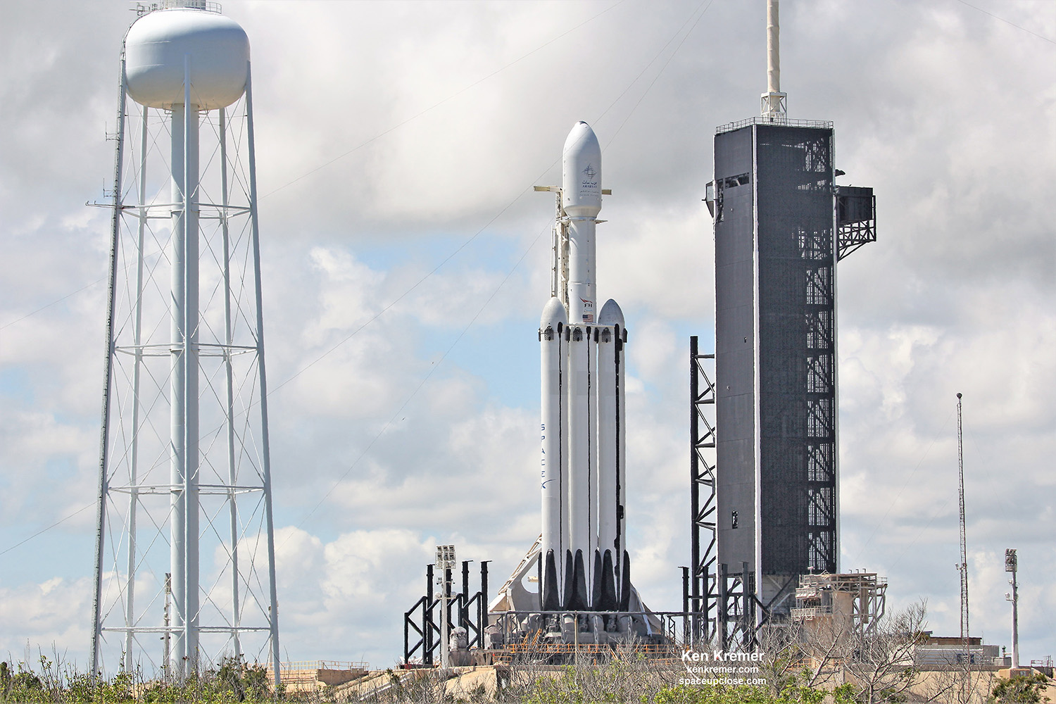 NASA Selects SpaceX Falcon Heavy to Launch Psyche Metallic Asteroid Mission
