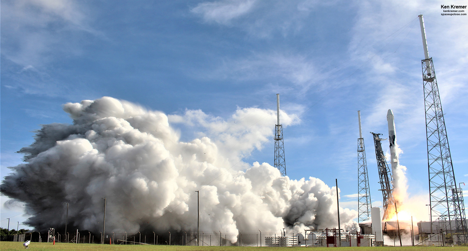 Busy December Cape Launch Schedule Starts with SpaceX Closing Out 2019 with Key Station Missions