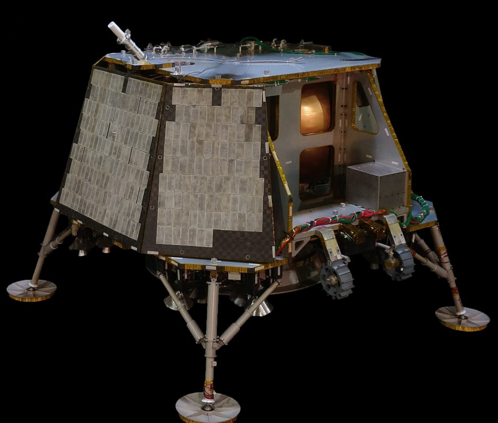 NASA Terminates Contract with Orbit Beyond for Commercial Robotic Lunar Lander Delivery