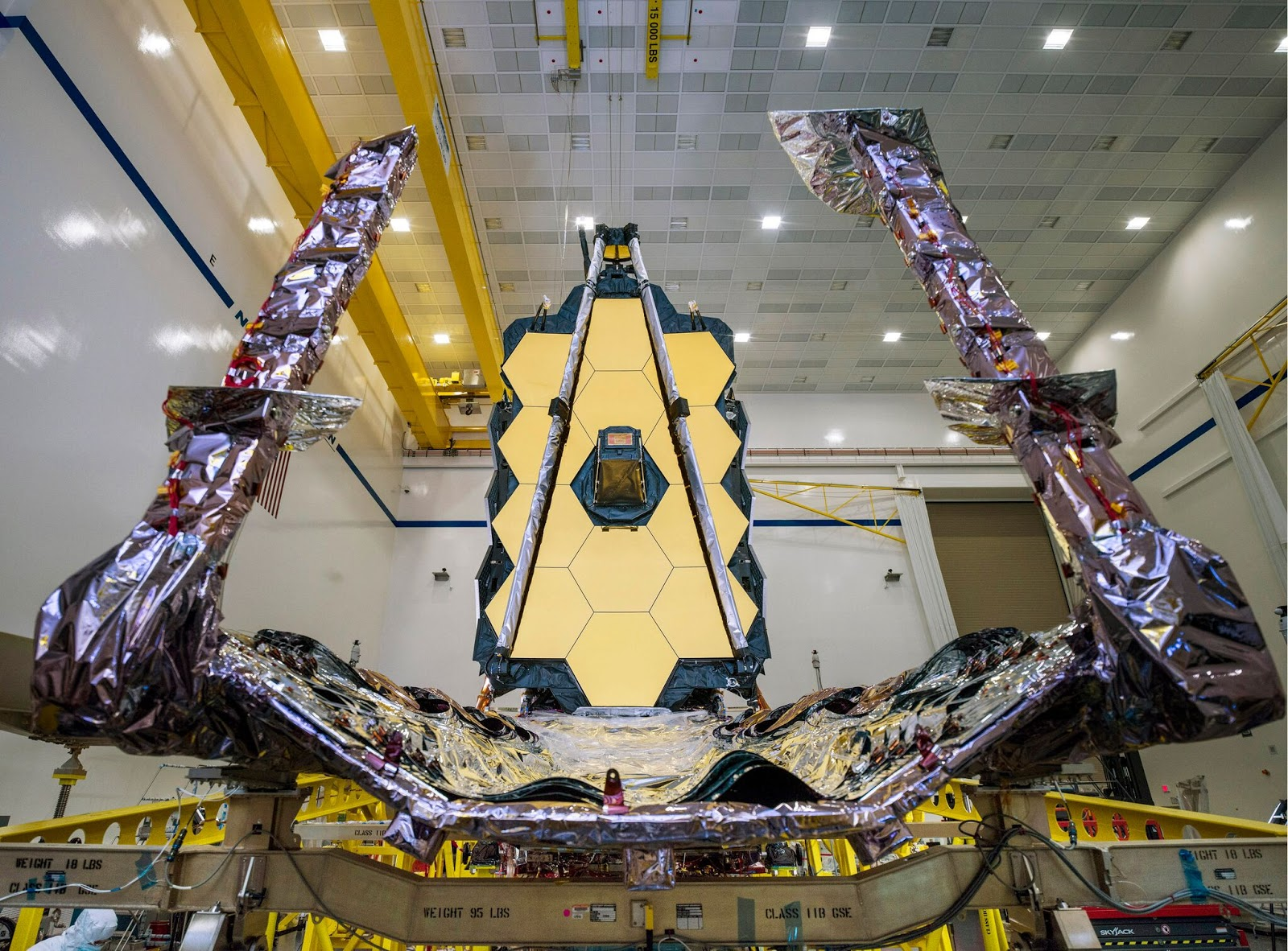 NASA's James Webb Space Telescope Has Been Assembled for First Time