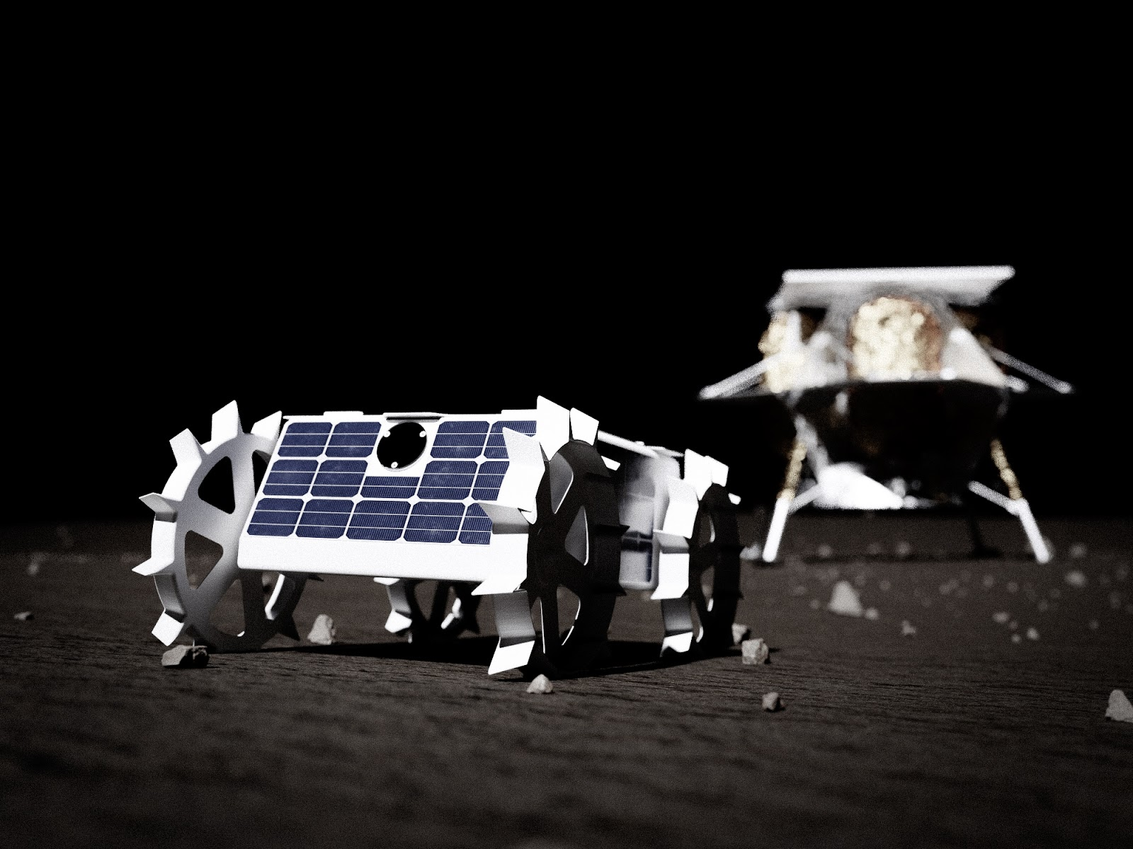 NASA Selects New Technology Partnerships for Moon and Mars Explorations