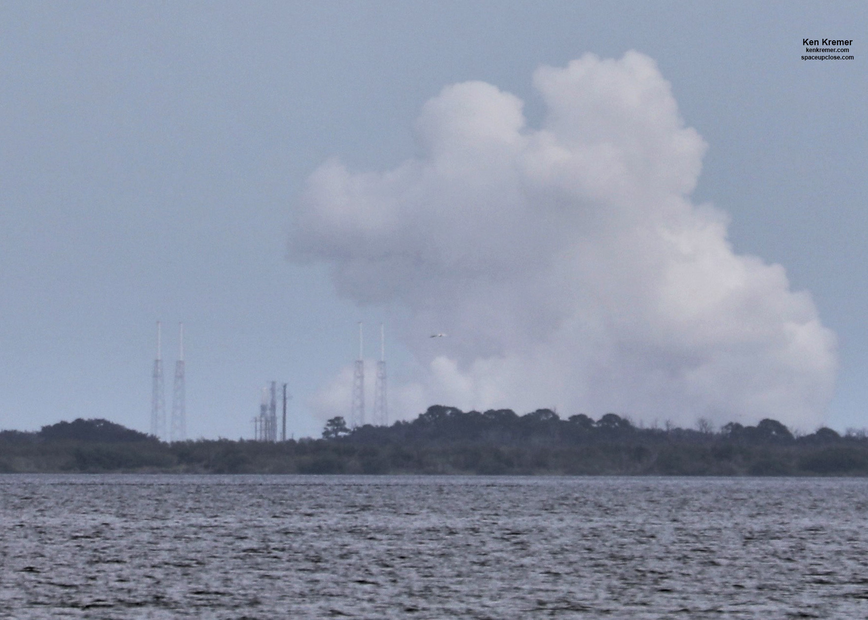 SpaceX Completes Successful Falcon 9 Static Fire Test, Targets Starlink 1 Launch Nov. 11