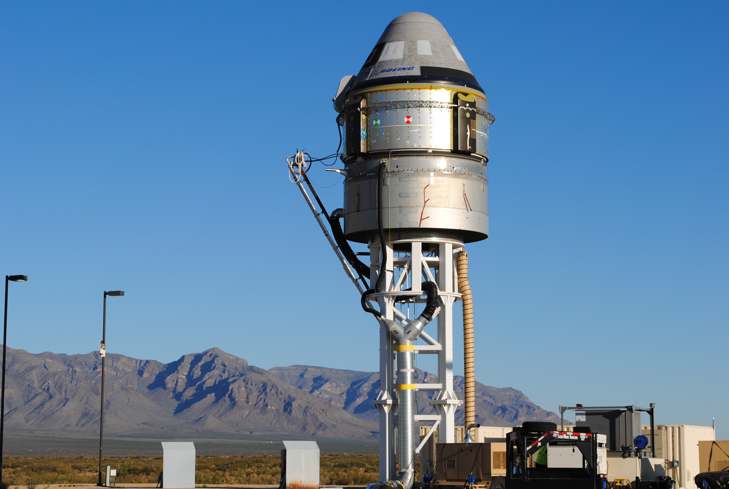 Critical Boeing Starliner Pad Abort Test Set for Nov 4: Watch Live