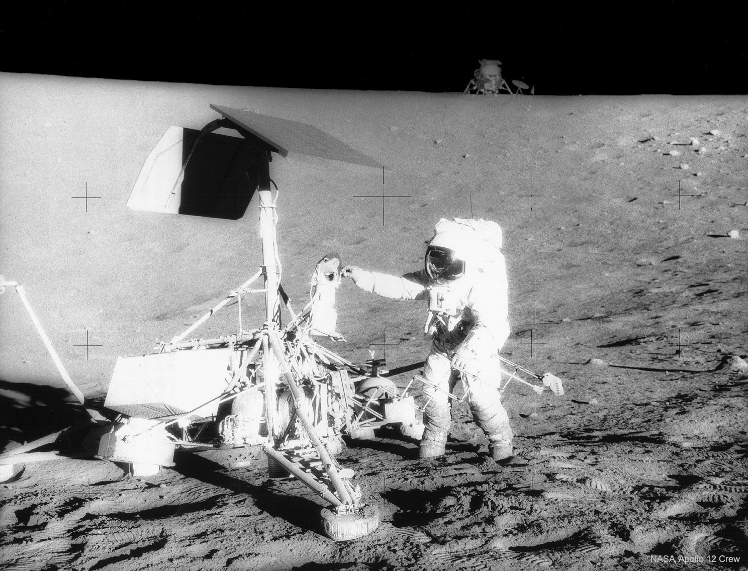 Apollo 12 – 50th Anniversary Retrospective NASA's 2nd Human Moon Landing: Gallery