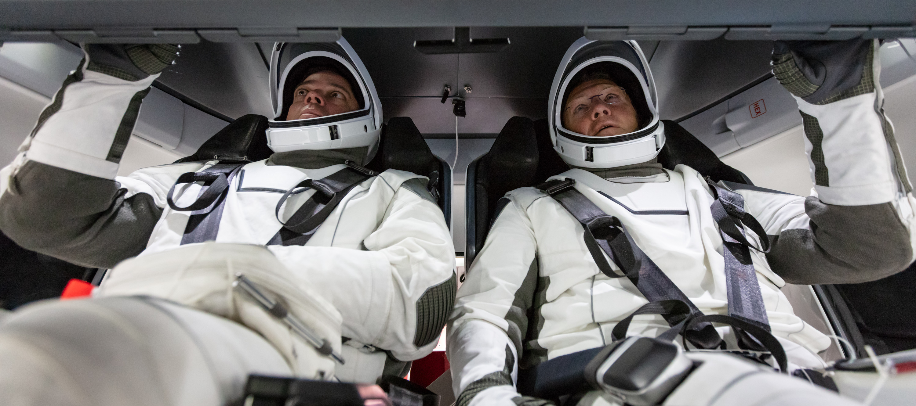 NASA, SpaceX Target May for 1st Crew Dragon Launch with Astronauts to ISS – But Will it Happen?