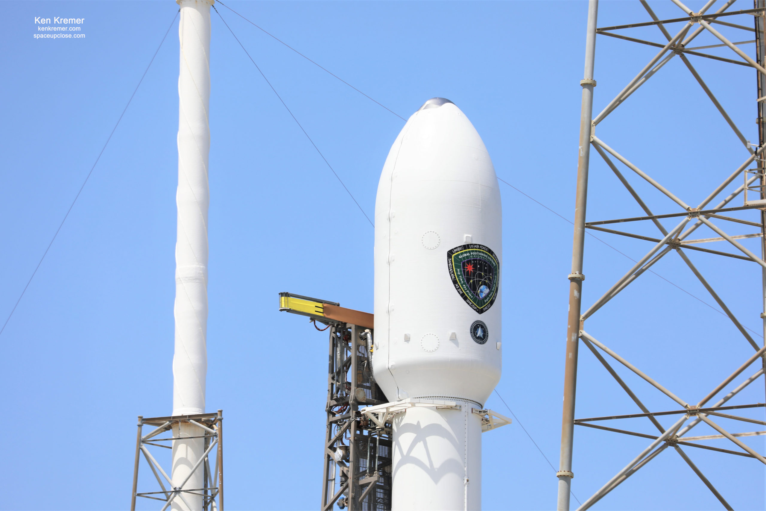 SpaceX Falcon 9 Poised for June 30 Liftoff with Advanced GPS Navigation Satellite for US Space Force: Photos/Watch Live