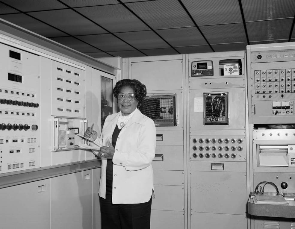 NASA Headquarters Named in Honor of 'Hidden Figure' Mary W. Jackson