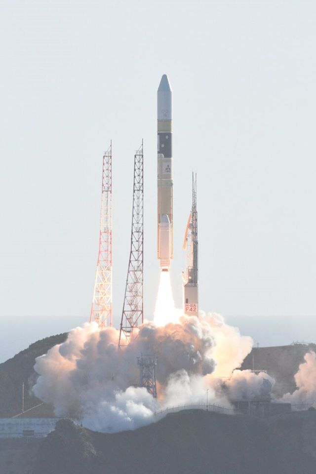 Hope – Historic 1st Emirates Mission Launches to Mars