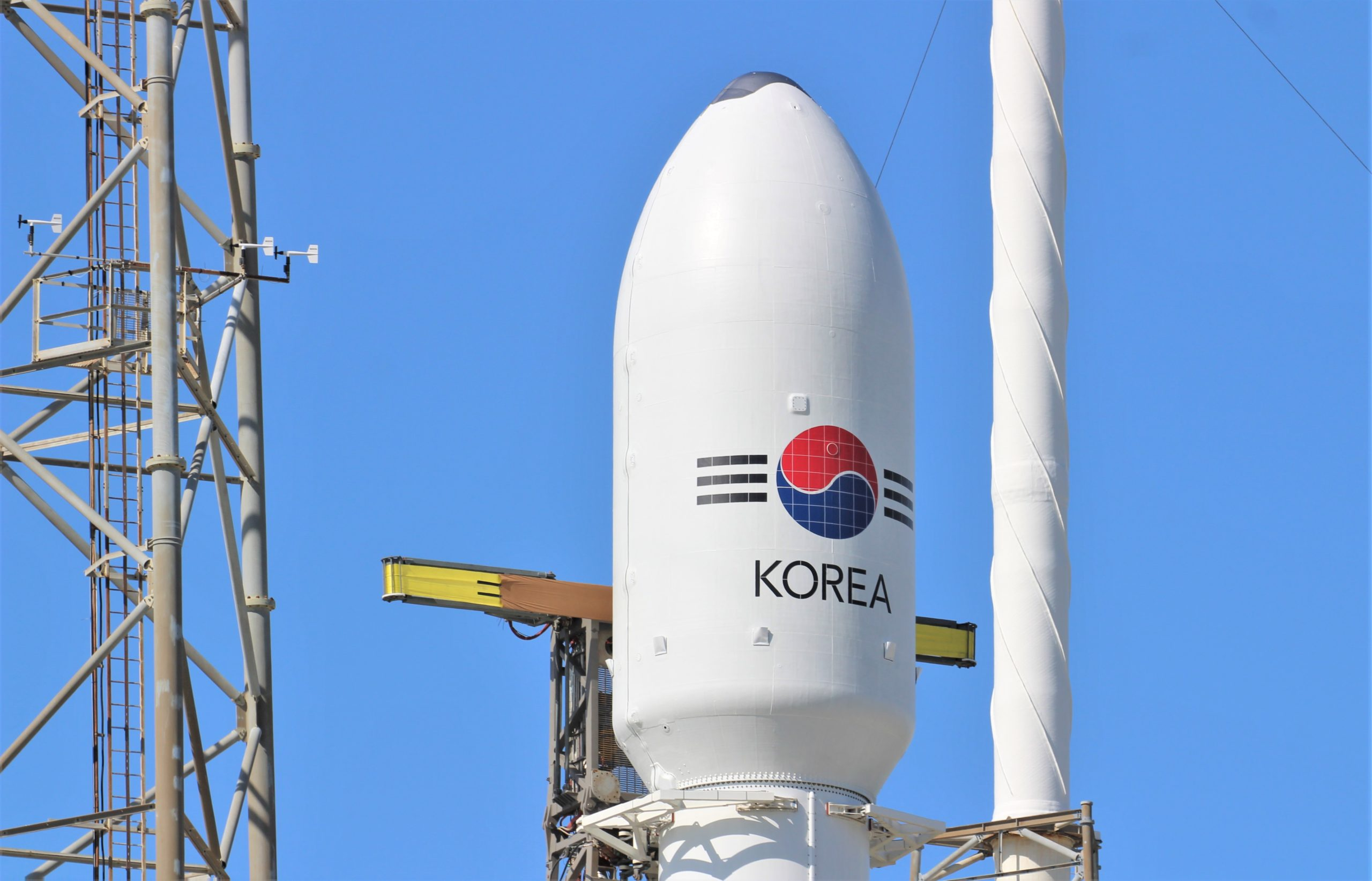 SpaceX Falcon 9 Set for Blastoff with Anasis-II for South Korean Military: Watch Live/Photos