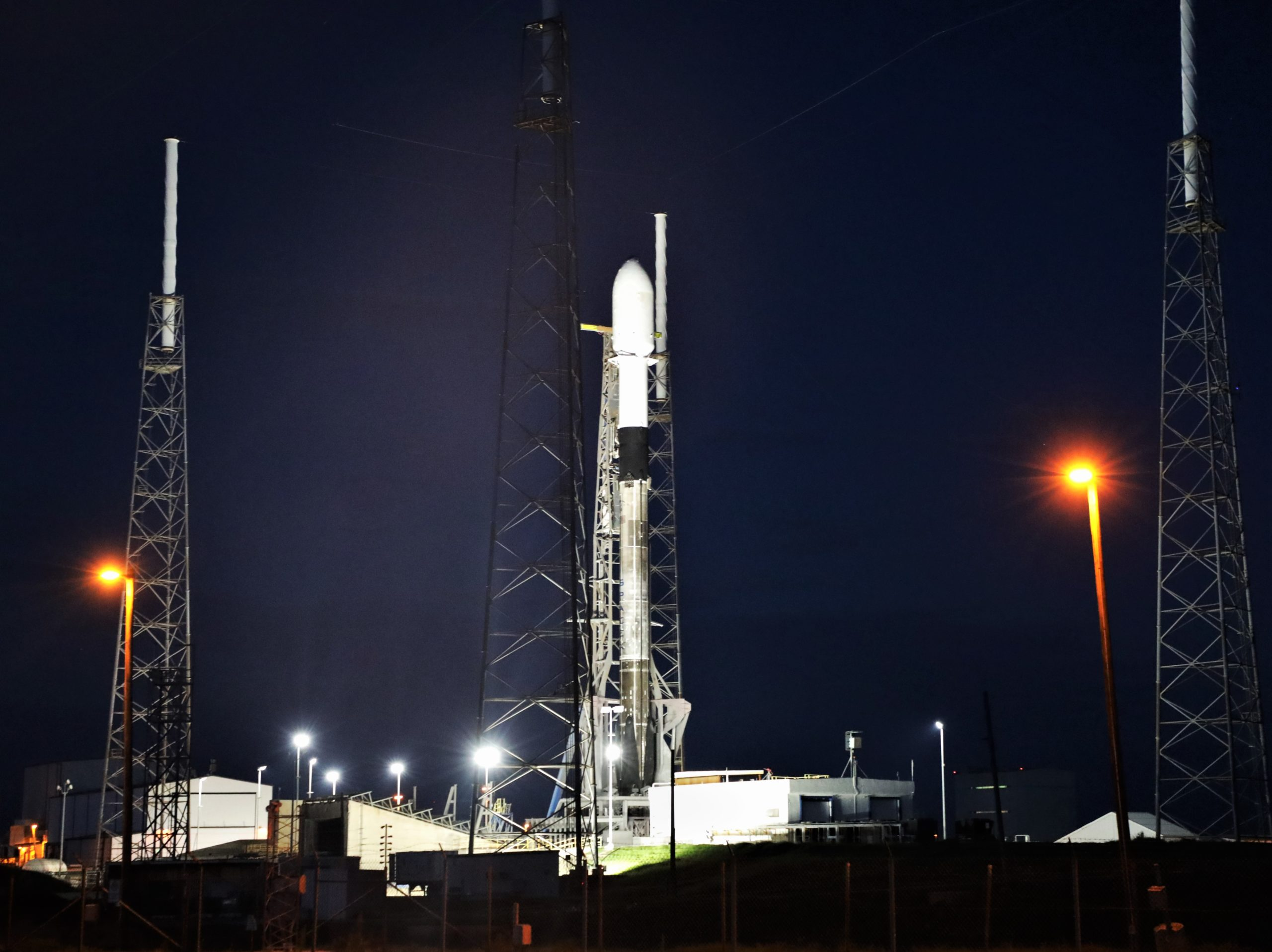 SpaceX Falcon 9 Set for Record Breaking 1st 6th Launch of Recycled 1st Stage: Watch Live/Photos