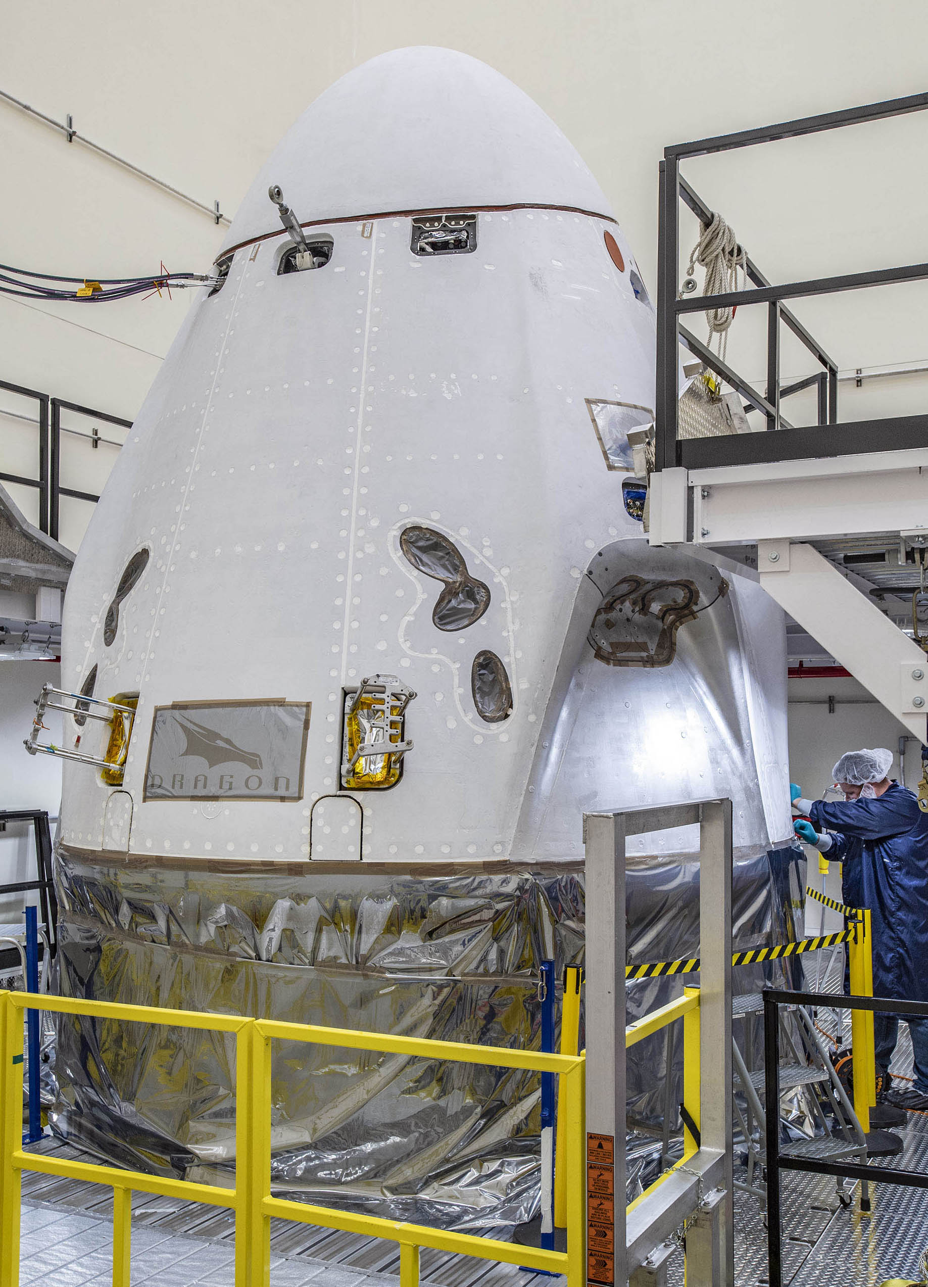 NASA Delays Crew 1 Launch from Halloween to NET November to Investigate Falcon 9 Engine Issue