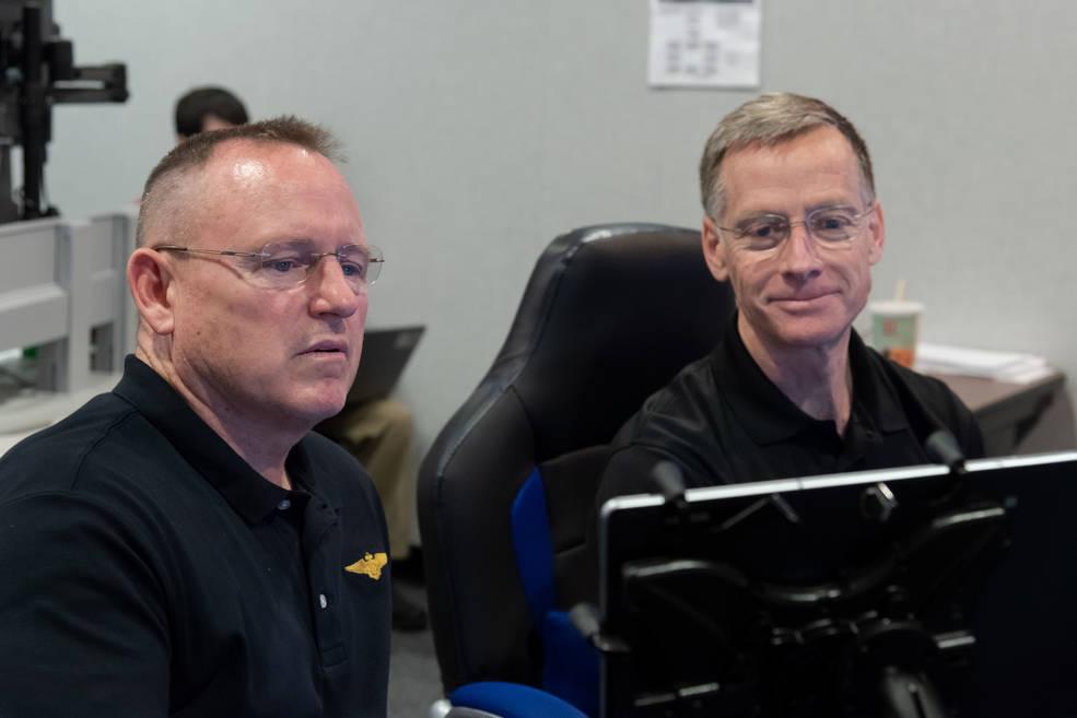 Commander of Boeing Starliner Crew Flight Test Chris Ferguson Steps Down