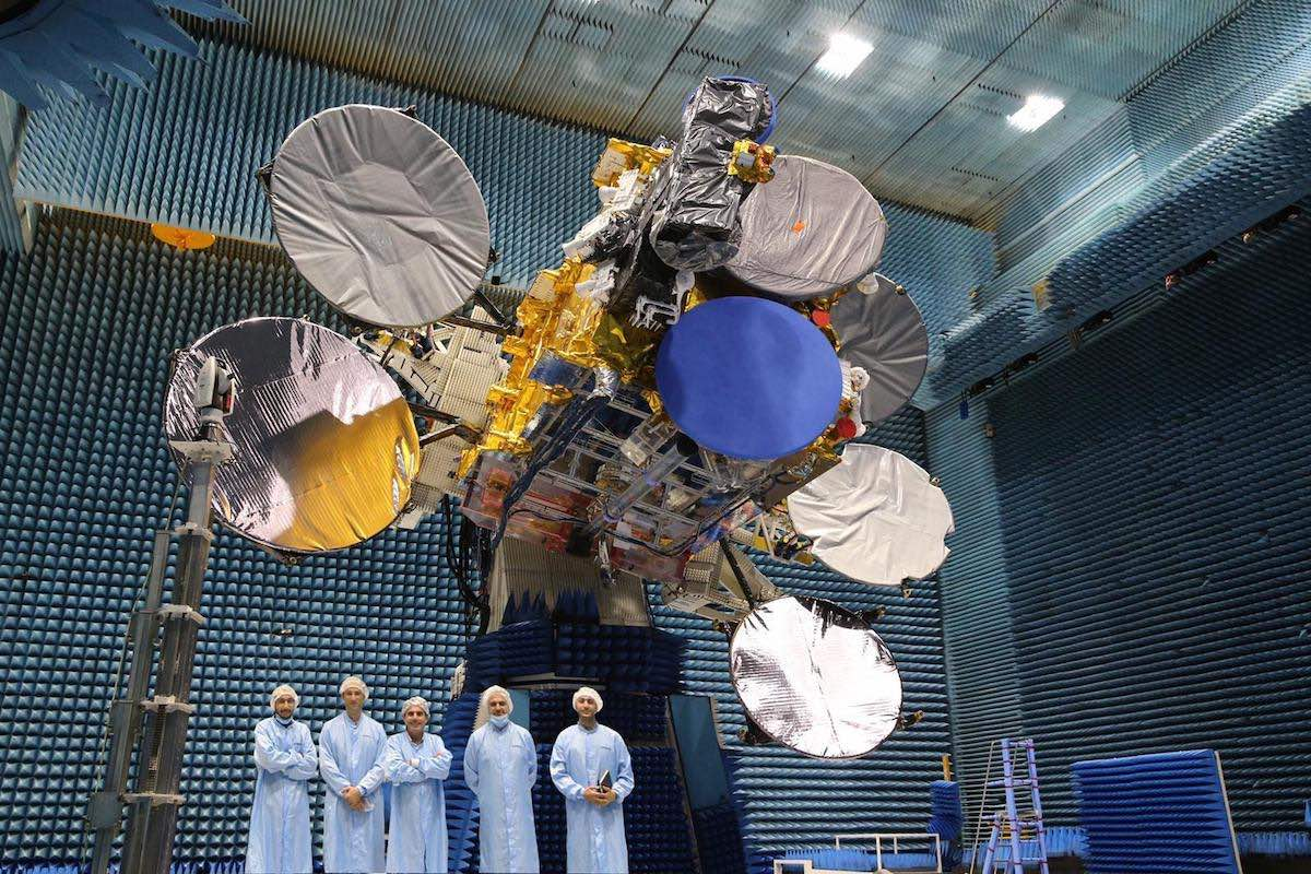 Turkish Türksat 5A telecomsat set for SpaceX Falcon 9 Nighttime US launch Thursday Jan. 7