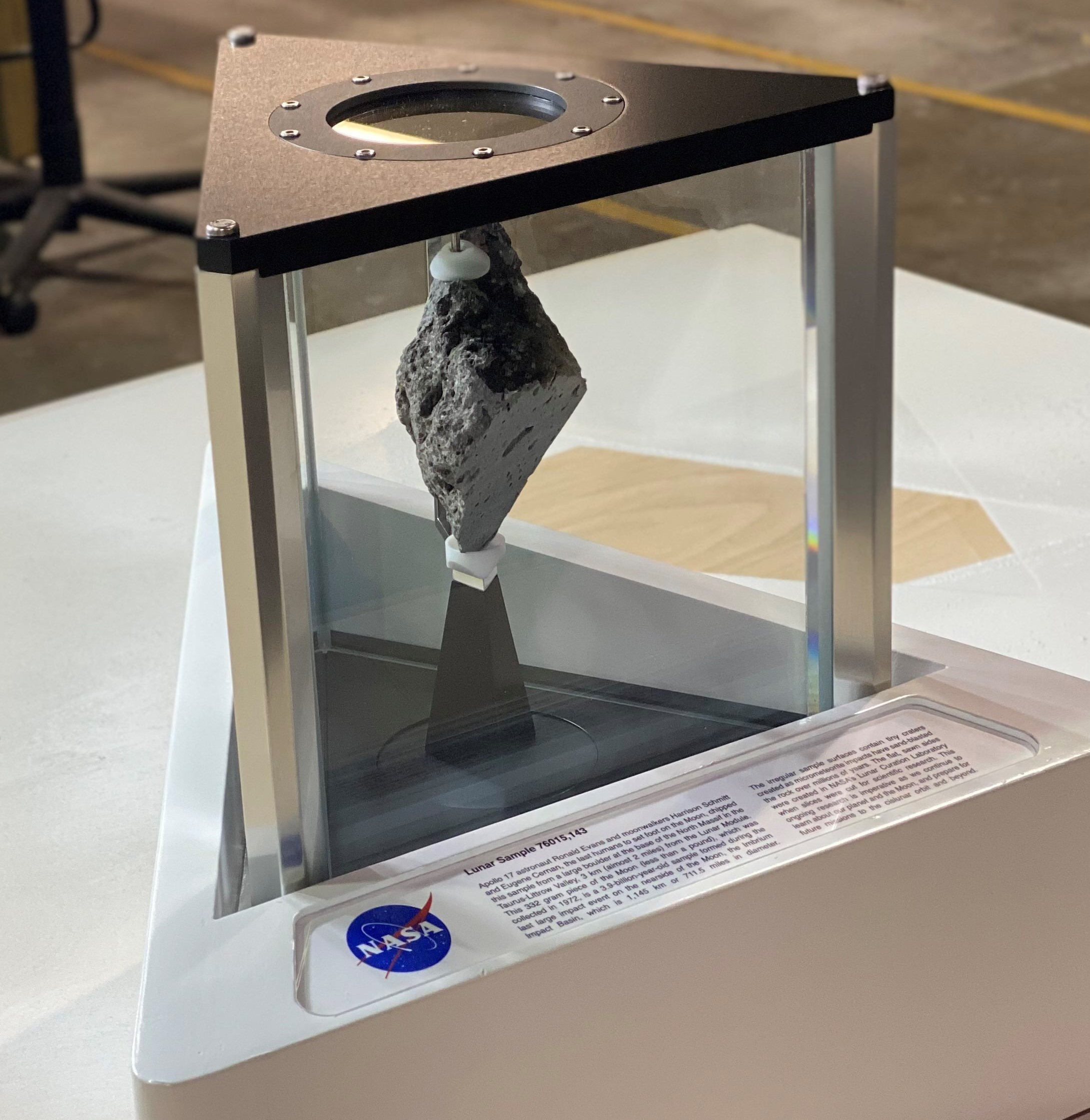 Biden Administration Requests Apollo Moon Rock Display in Oval Office Supporting NASA Artemis Exploration on Inauguration Day