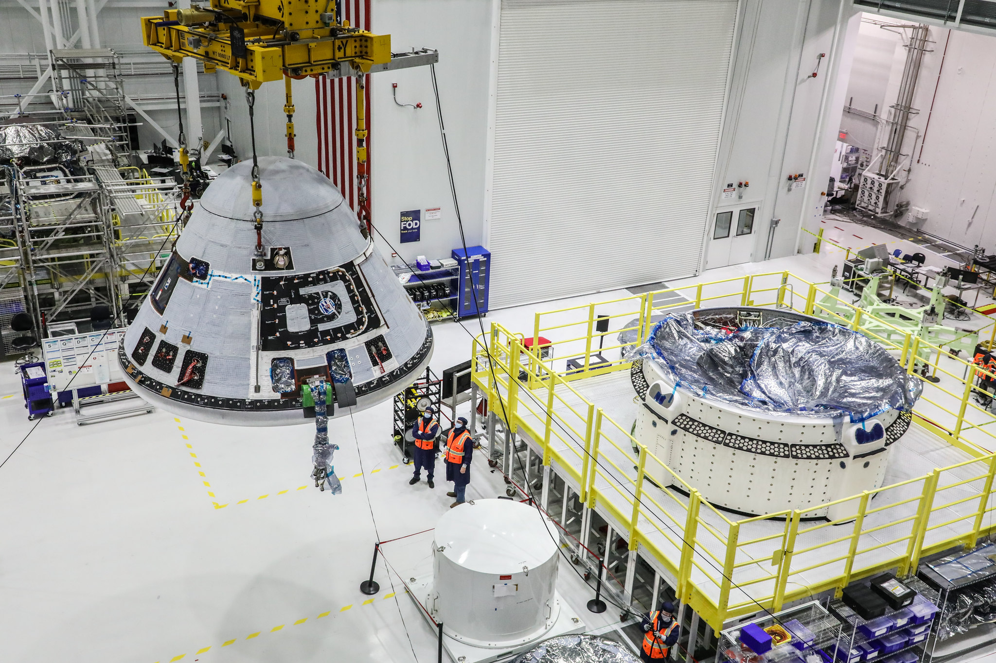 NASA, Boeing Slip 2nd Uncrewed Starliner Test Flight to NET April 2 for More Testing