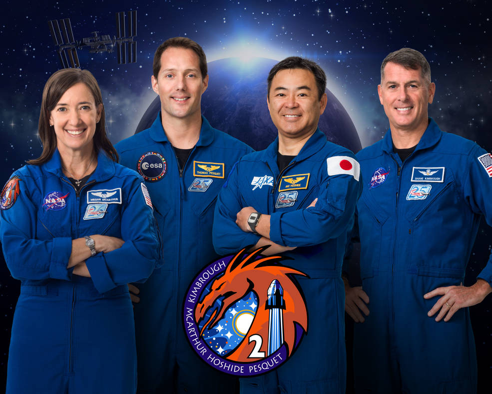 NASA, SpaceX target NET April 22 for Crew-2 Launch on 2nd Crew Rotation Mission to ISS