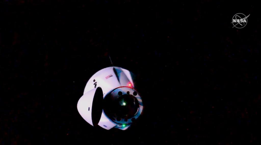 SpaceX Cargo Dragon Docks at ISS Delivers 7300 Pounds NASA Science and New Solar Arrays