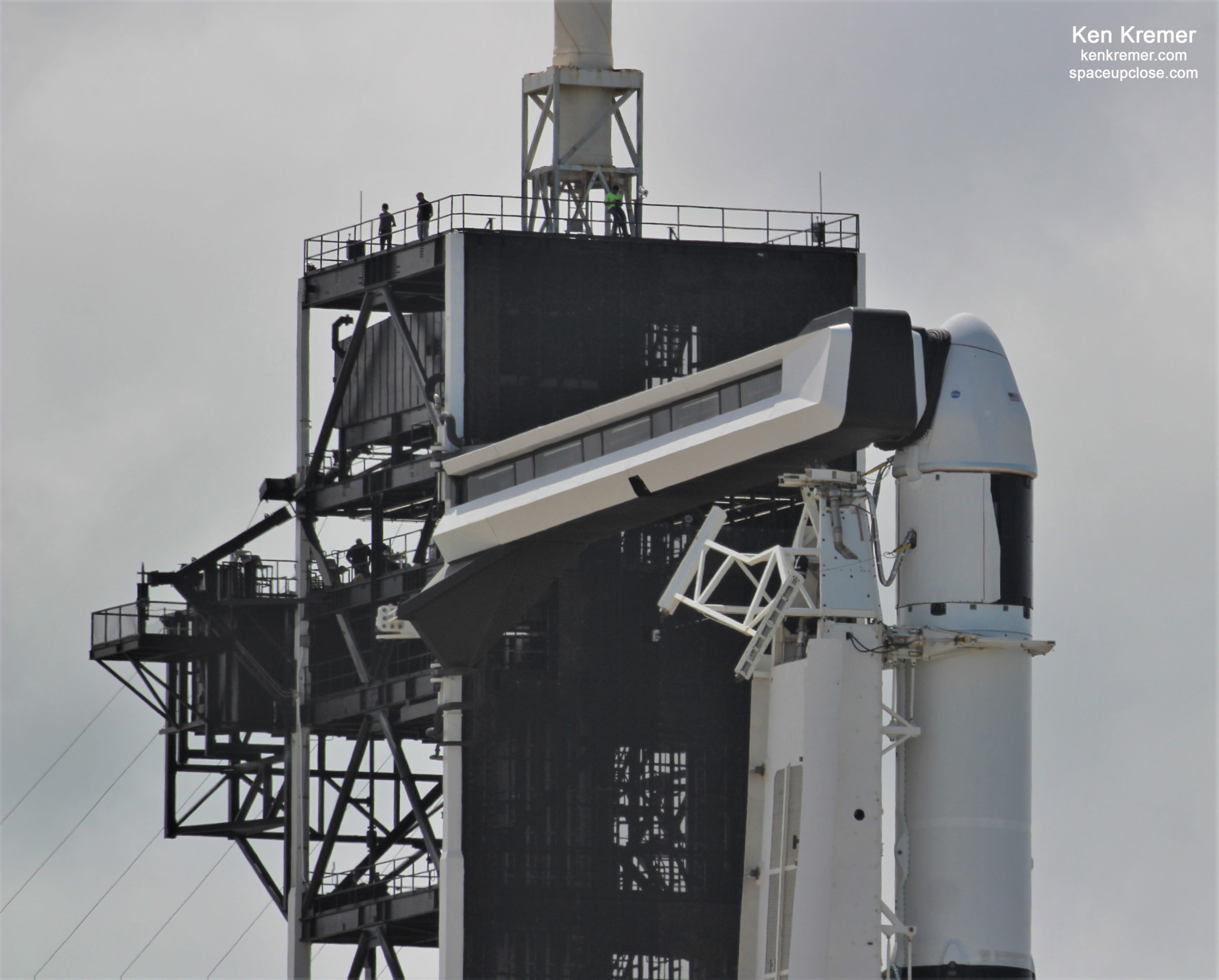 New Falcon 9 to launch New SpaceX Cargo Dragon Delivering NASA Science to Space Station June 3: Watch Live/Photos