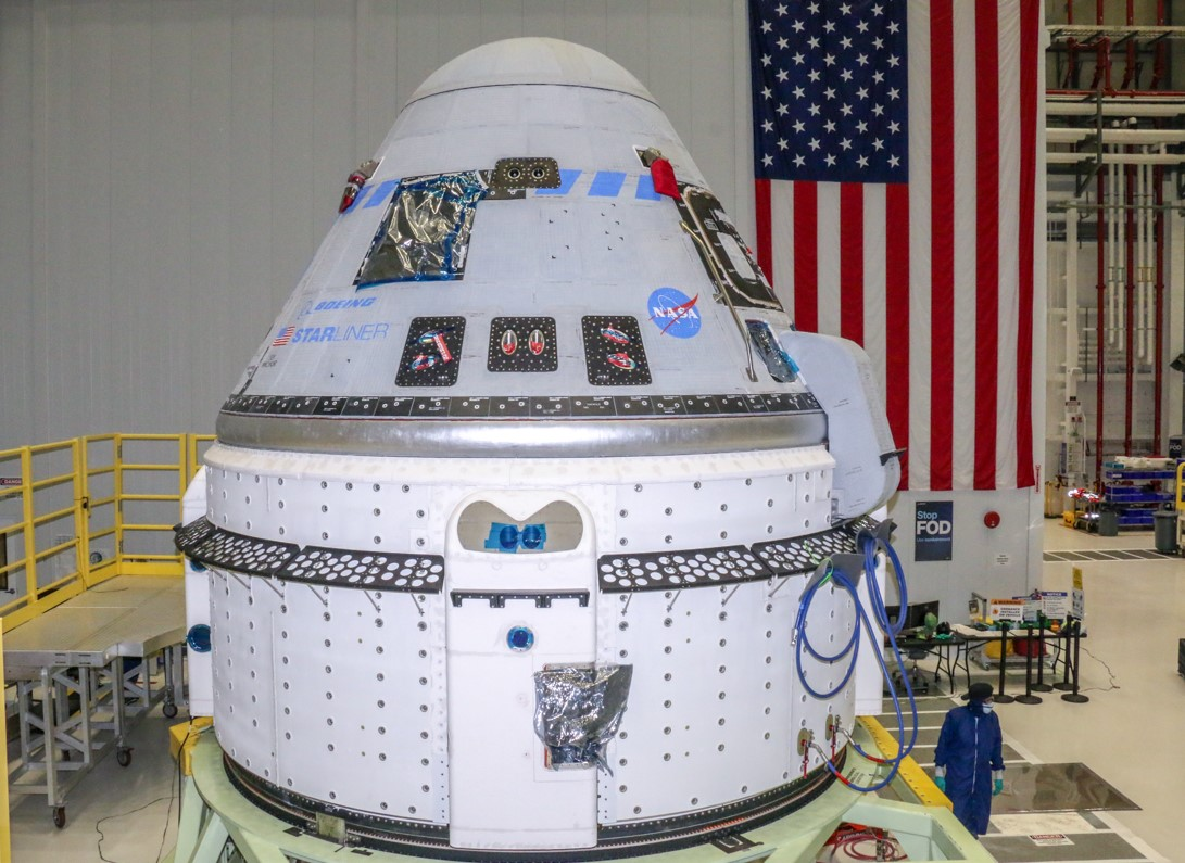 NASA and Boeing Target July 30 Liftoff for Critical Unpiloted Starliner Test Flight to ISS