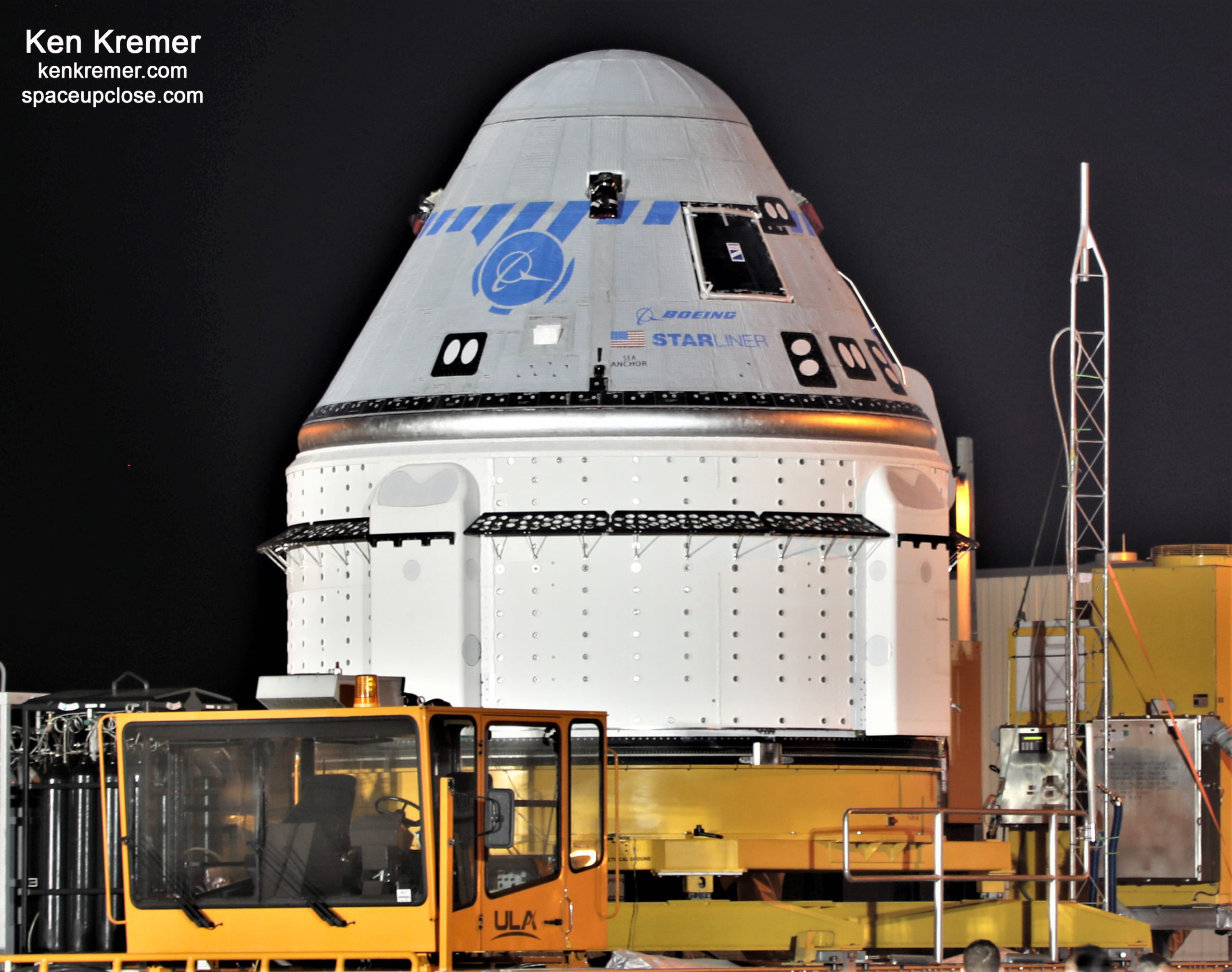 NASA Postpones Boeing Starliner Test Flight into 2022 as Faulty Thruster Root Cause Search Continues