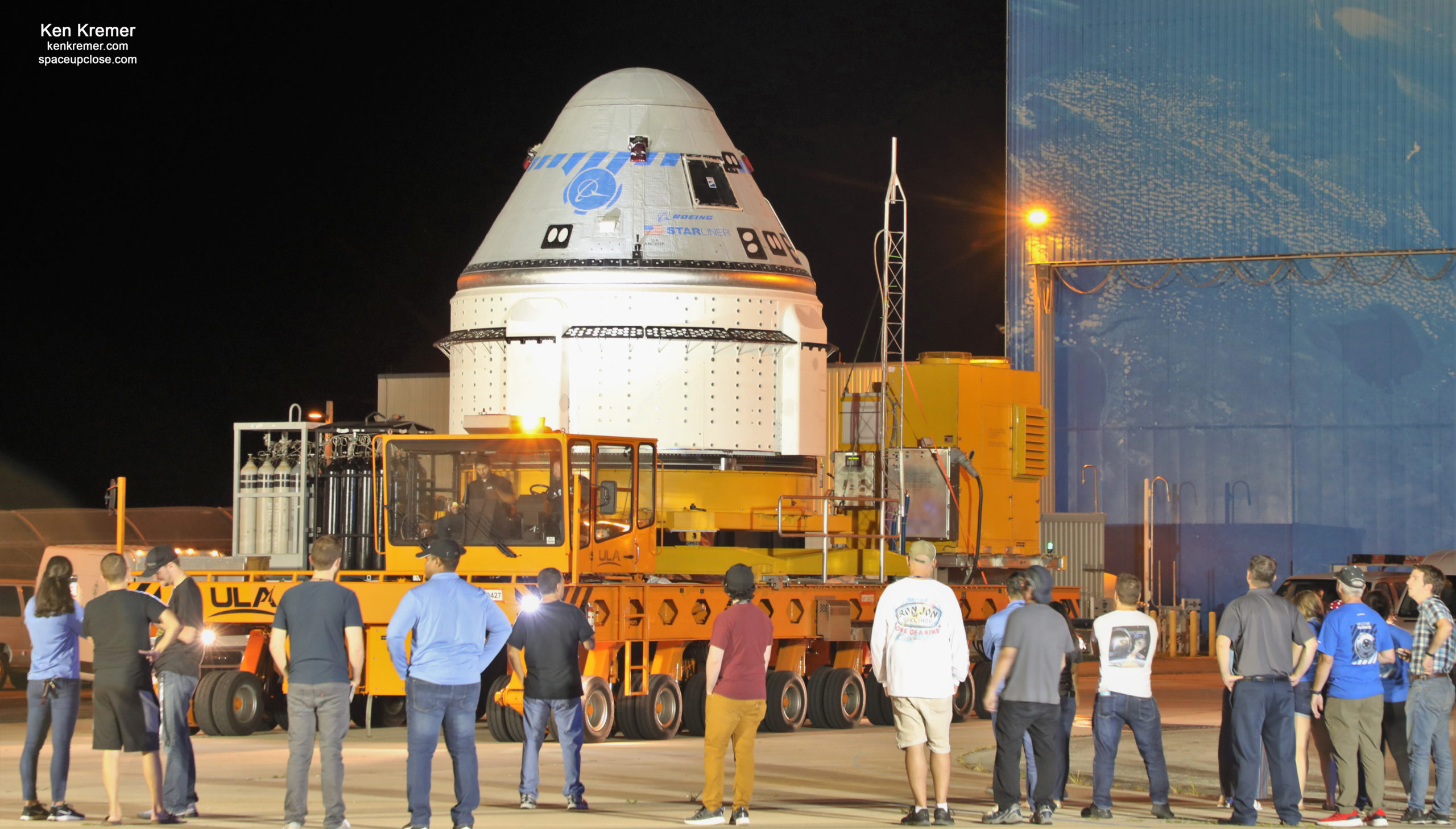 NASA Approves Boeing Starliner Capsule for 2nd Unpiloted Test Flight to ISS: Photos