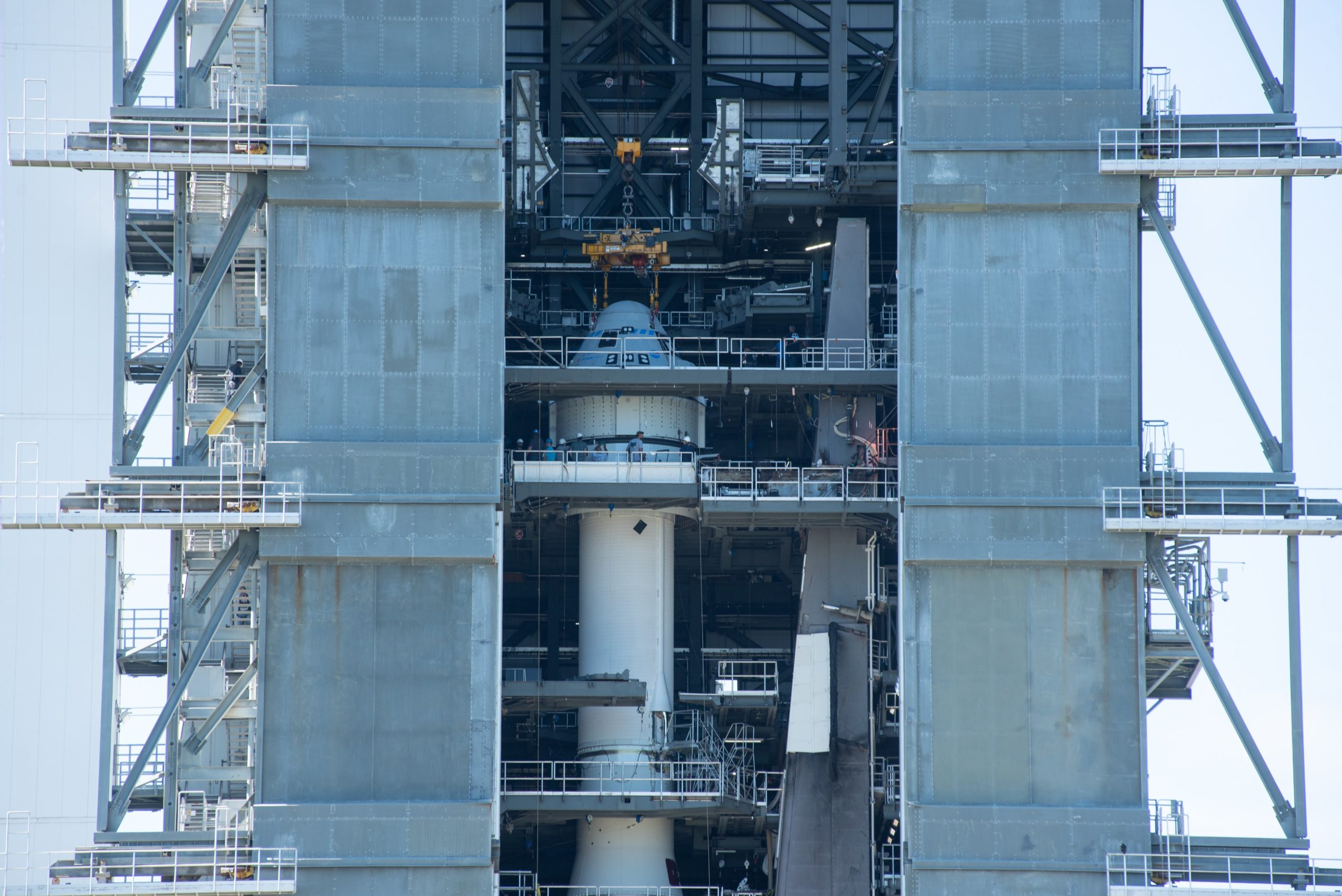 Weather Threatens Starliner Launch and Delays Atlas V Rocket Rollout