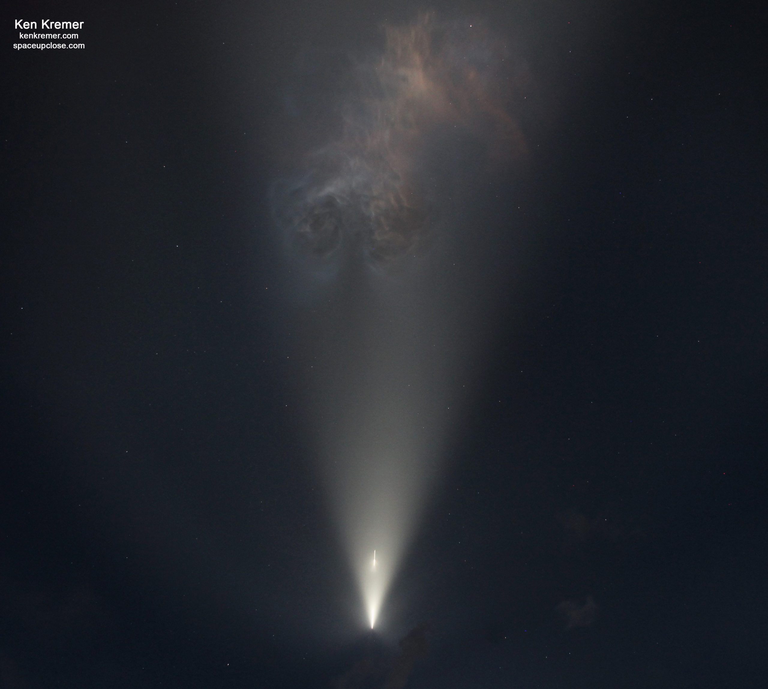SpaceX Launches Inspiration4 on Picture Perfect Historic 1st All-Civilian Mission to Orbit Aboard Crew Dragon: Photos